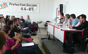 Fusion du syndicat protection sociale  Loire Atlantique avec le syndicat protection sociale  de la Vendée amenant à la création du syndicat  protection sociale Loire Atlantique - Vendée