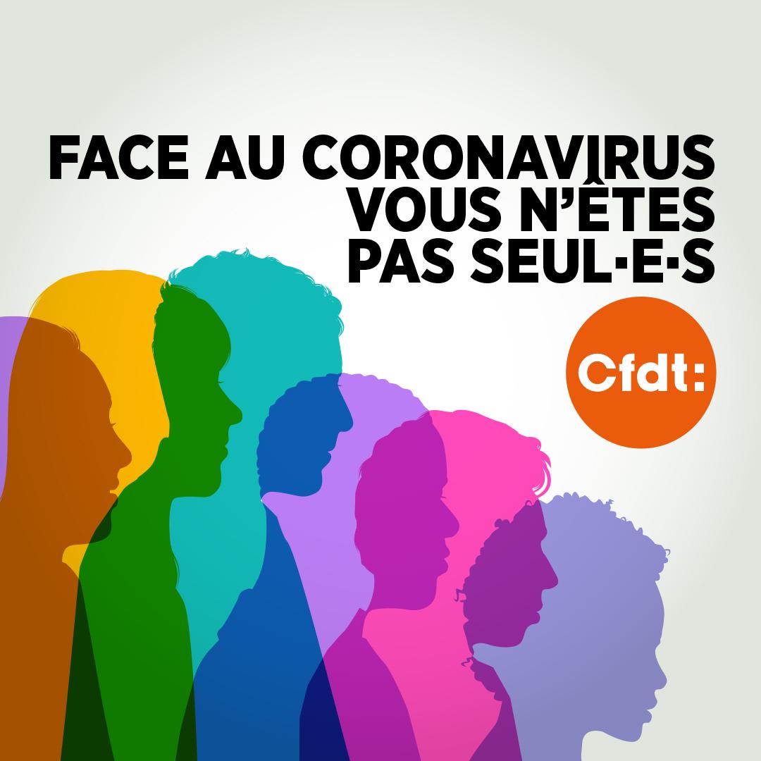 CORONAVIRUS : LES REPONSES A VOS QUESTIONS