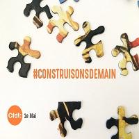 CFDT 1er mai – #CONSTRUISONS DEMAIN